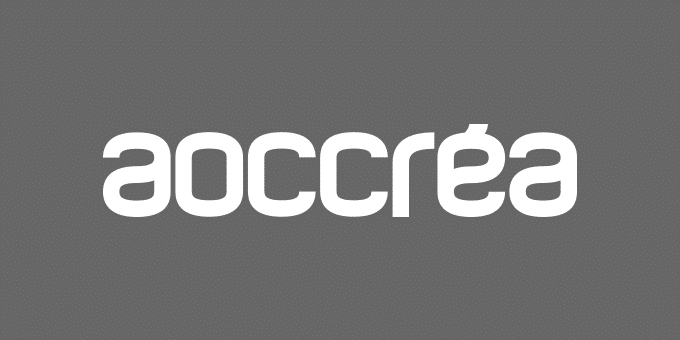 AOC Créa logo