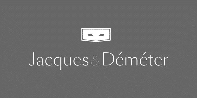 Visuel - Jacques & Demeter