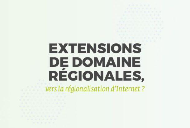 Extensions régionales
