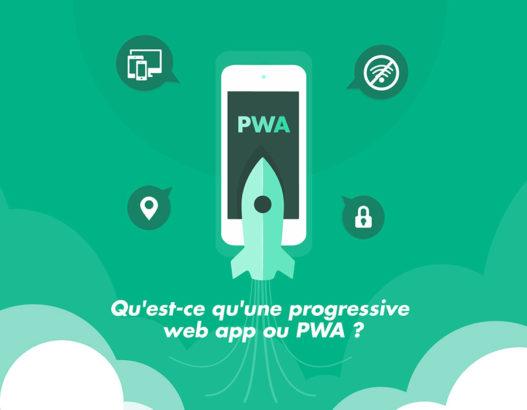 Qu'est-ce qu'une progressive web app ?