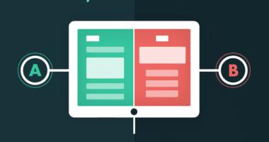 A/B testing, le levier indispensable pour optimiser - infographie entete