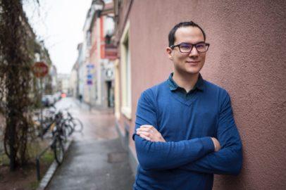 Dan Bernier Portrait dans la rue