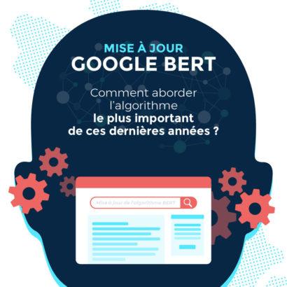 Google BERT infographie entete