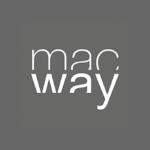 MacWay logo noir et gris pour inéolab